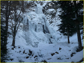 Photo: cascade du saut du Gier
