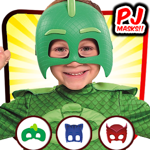 Pj camera masks photo editor