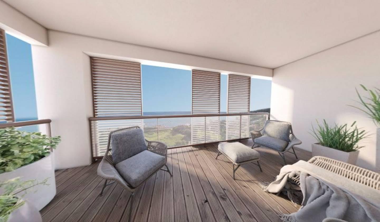 Appartement contemporain avec terrasse en bord de mer Ajaccio