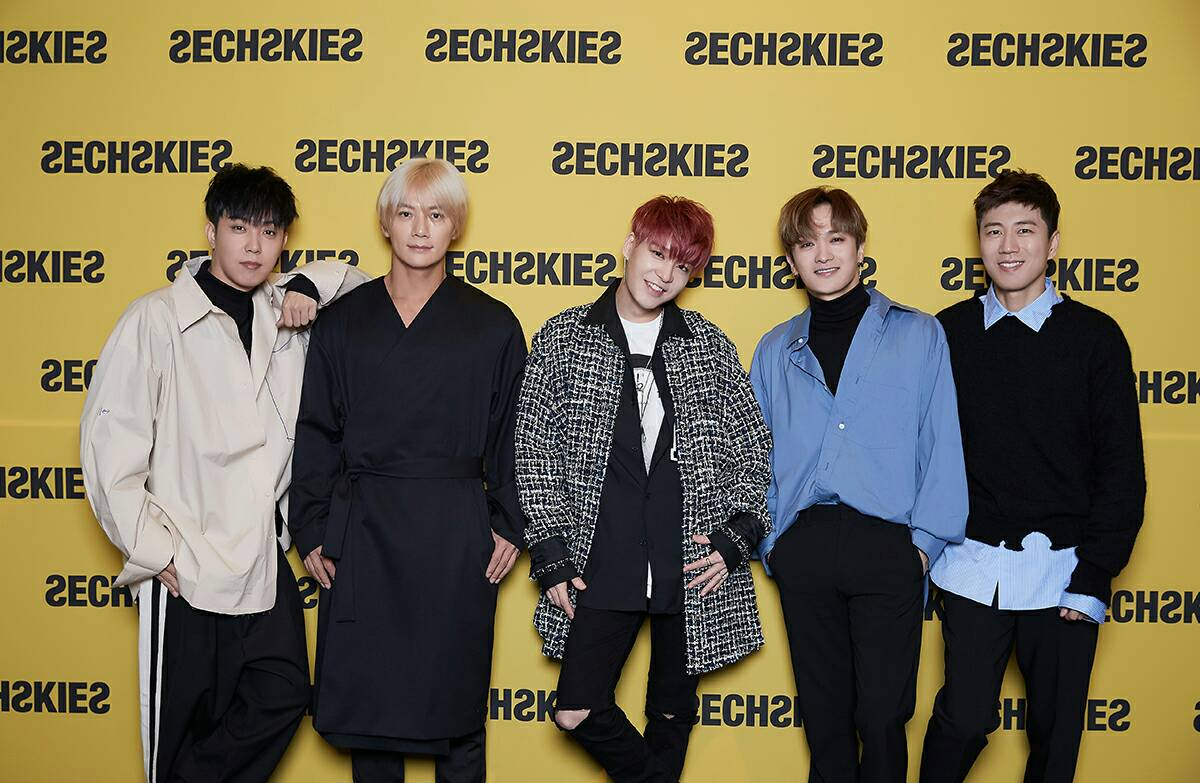 sechs kies kang sunghoon controversy
