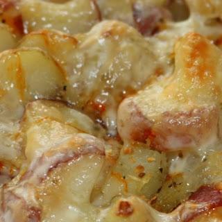 Cheesy Sausage and Potatoes Recipe