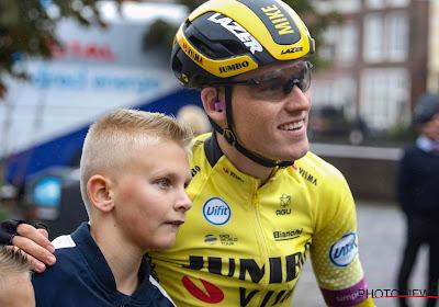 Mike Teunissen bezorgt Jumbo-Visma ook vierde plaats in GP Groenendaal, winst voor andere Nederlander
