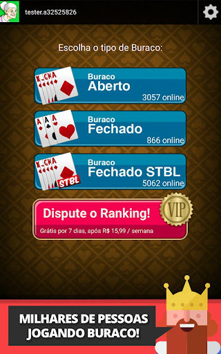 Buraco Jogatina: Jogo de Cartas Gru00e1tis 1.7.2 screenshots 12