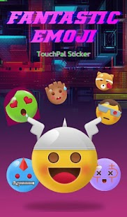 Guardians of Emoji Sticker - náhled