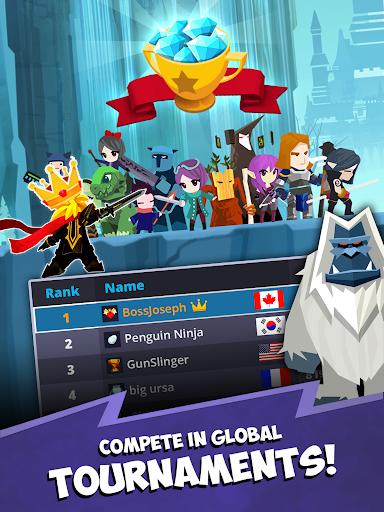 Tap Titans 2: Legends & Mobile Heroes Clicker Game screenshot 13