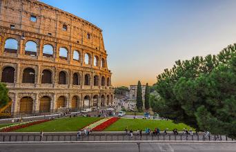 Photo: The Colosseum, Rome