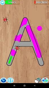 Alphabet Bugs : Fun ABC Tracing Game 9