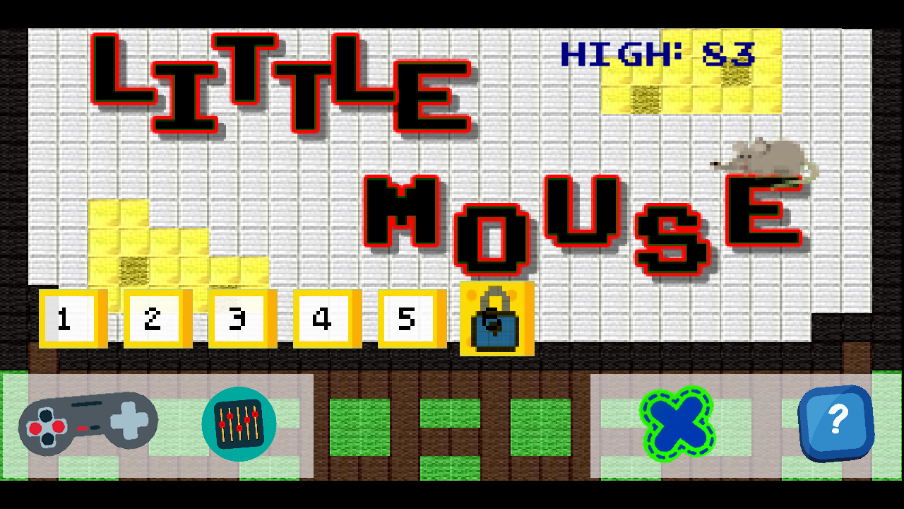 Little Mouse Labyrinth- screenshot