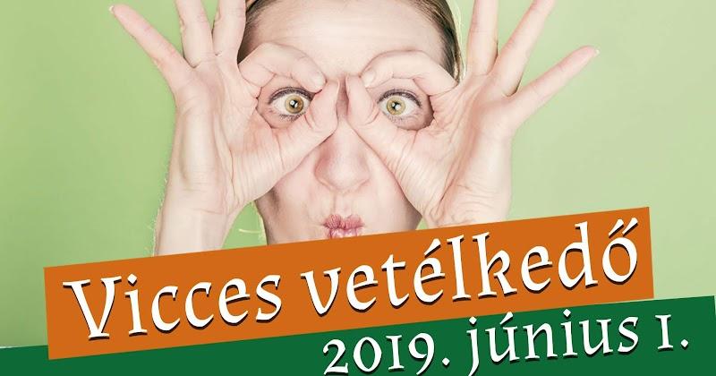 Vicces vetélkedő - Bárdi Forgatag - 2019. június 1. szombat