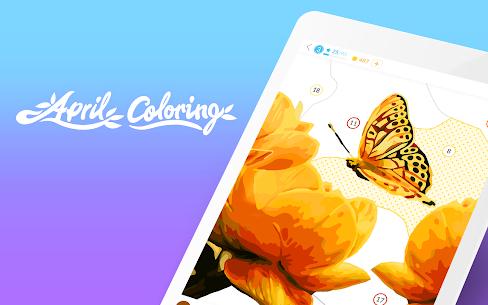 April Coloring Mod Apk 2.69.0 (Unlimited Money) 7