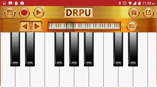 Piano Keyboard Music Pro - DRPU PIANO Learning App  screenshots 7