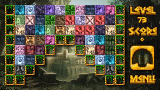 Mayan Secret - Matching Puzzle  screenshots 5