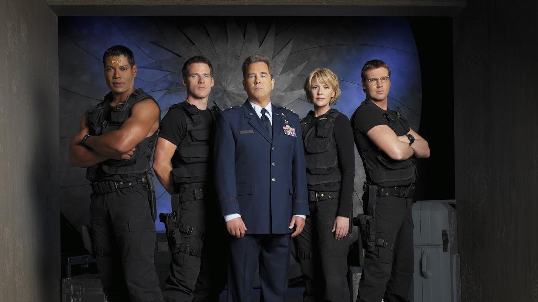 Watch Stargate SG-1 live