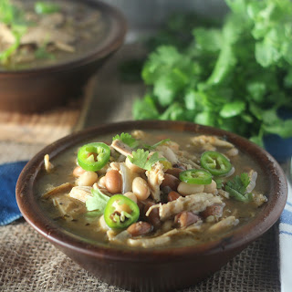 Low Carb Mexican Chicken Chili