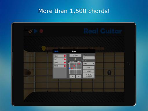 Real Guitar screenshot 9