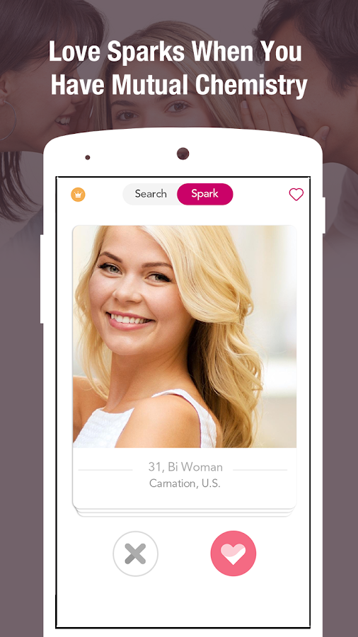Bisexual Dating APP - BiCupid- screenshot