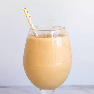 Vanilla Chai Protein Smoothie.