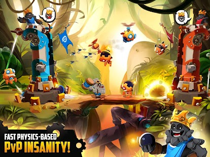Badland Brawl- screenshot thumbnail