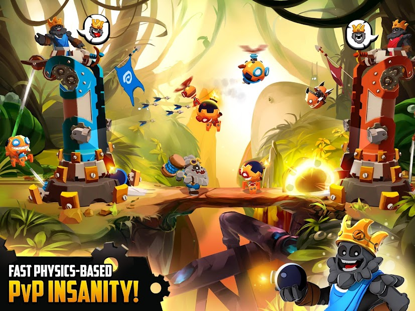 Badland Brawl Android App Screenshot