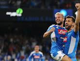 Le Napoli, prêt à laisser filer gratuitement Dries Mertens?