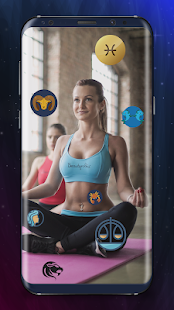 Horoscope Sticker