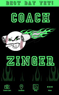 Coach Zinger App- screenshot thumbnail