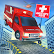 救急車屋根のジャンプ:インポッシブルスタント