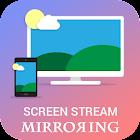 Screen Mirroring: Cast à la télévision icon
