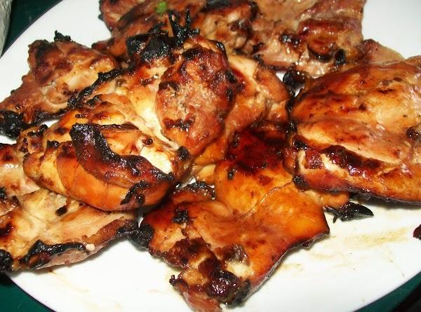 Fruity O Tootie Chicken Recipe