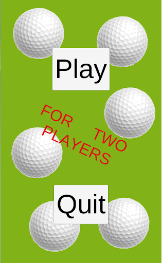 Golf Quick Tap
