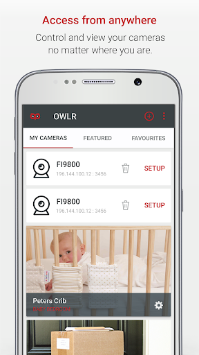 玩免費遊戲APP|下載Foscam IP Cam Viewer by OWLR app不用錢|硬是要APP