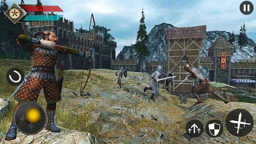 Ertuu011frul Gazi Game 2020:Real Mount & Blade Fight 1.0.7 screenshots 13