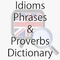 Offline Idioms & Phrases Dictionary icon
