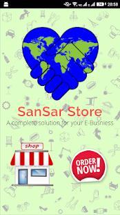 SanSar - Store - náhled