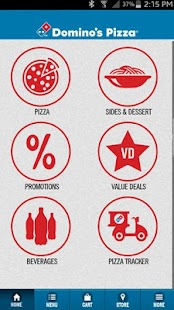 Domino's Pizza Indonesia- screenshot thumbnail