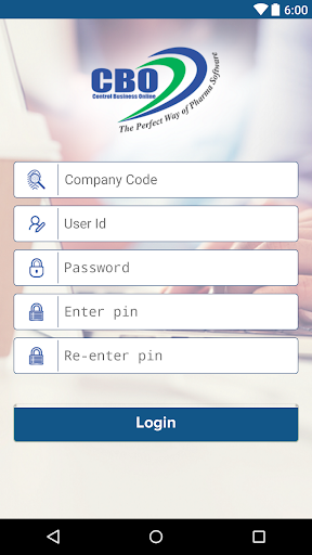 CBO MobileReporting 3.13 screenshots 2