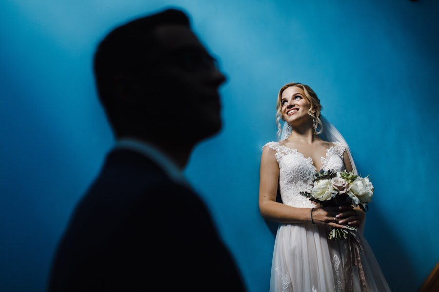 Wedding photographer Slava Semenov (ctapocta). Photo of 02.08.2018