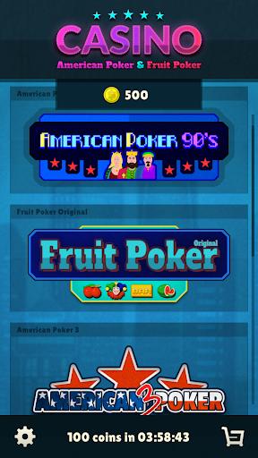 American Poker 90's Casino screenshots 1