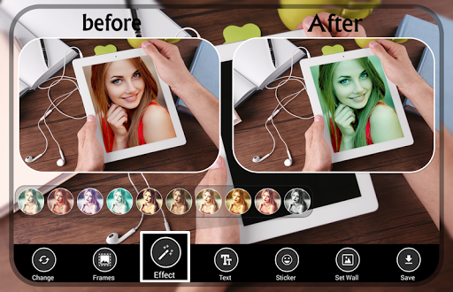 Tablet Photo Frames Unlimited Selfie Dp Lighting Download Apk Free For Android Apktume Com