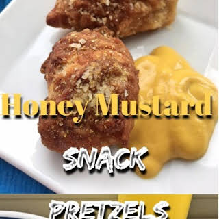 Honey Mustard Snack Pretzels.