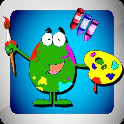 图画书游戏的孩子 休閒 App LOGO-硬是要APP