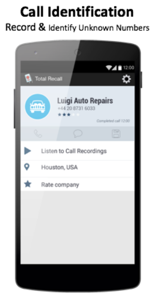 Call Recorder Screenshot 7