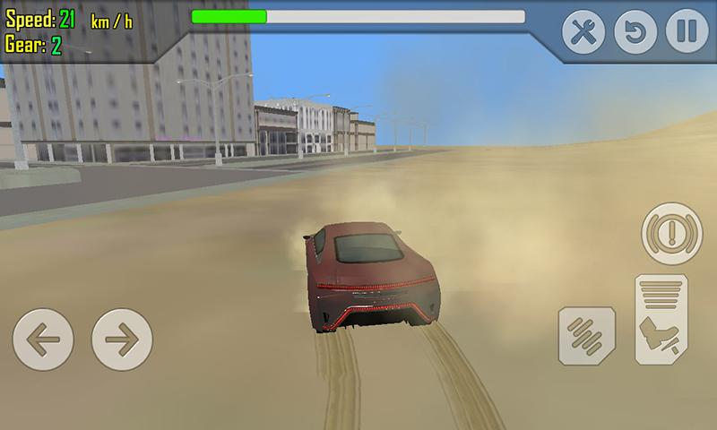 android Car Racing Simulator Driving Screenshot 15