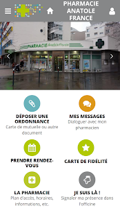 Download Pharmacie Anatole France For PC Windows and Mac apk screenshot 1