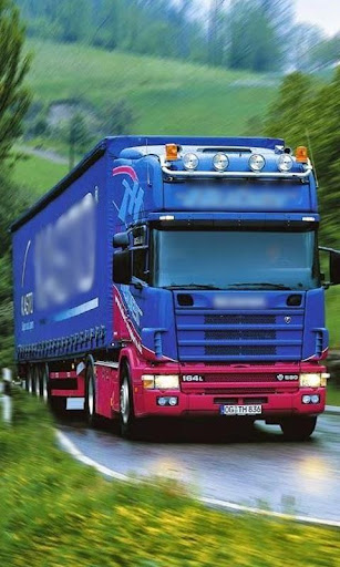 Wallpapers Scania Truck Top