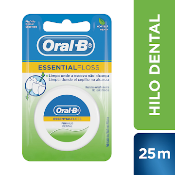 Hilo Dental Oral-B Essential Floss 25 m