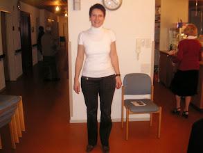 Photo: Die neue Heimleiterin Frau Andrea Wanner.Die Grossformation Tschoppehof wünscht  Ihr viel Erfolg und Zufriedenheit im schönen APH Homburg