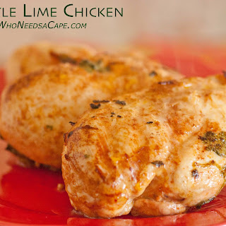 Chipotle Lime Chicken.