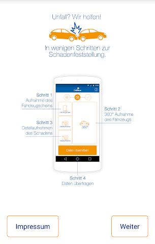 android EasyClaim AllSecur Screenshot 0