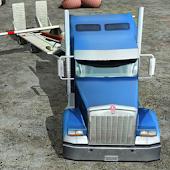Transporter Truck 3D